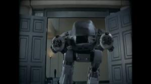 Robocop (1987) Ed 209 Office Scene