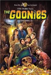 goonies movie cover art