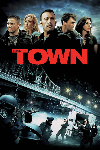 The Town Movie directed by Ben Affleck