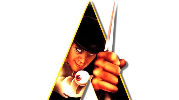 A Clockwork Orange by Stanley Kubrick